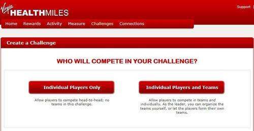 VHM Challenge page